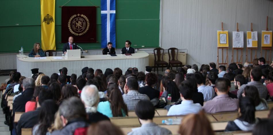 Αποτέλεσμα εικόνας για Η Θεολογική Σχολή του Πανεπιστημίου Αθηνών