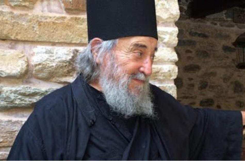 Εκοιμήθη ο Γέρων Γρηγόριος, καθηγούμενος της Μονής... - Κιβωτός της  Ορθοδοξίας