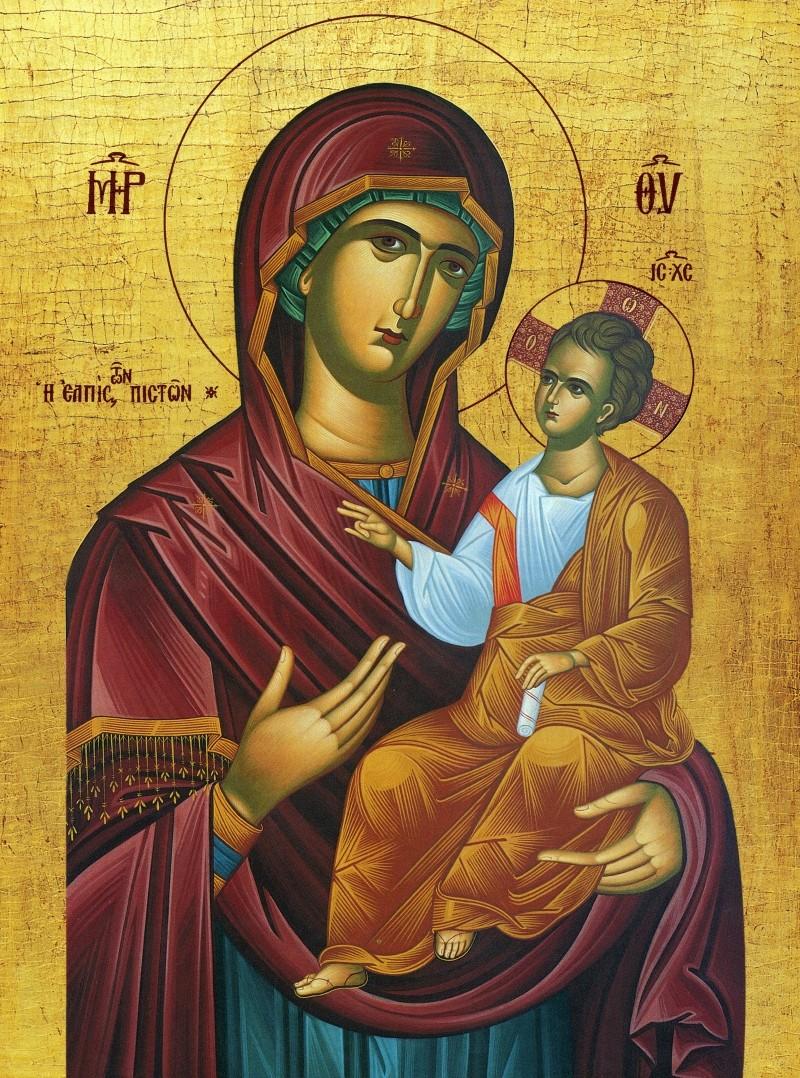 Η Παναγία «ως πόθος της καρδιάς» μας - Κιβωτός της Ορθοδοξίας