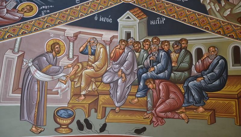 Μεγάλη Πέμπτη: Η θλιβερότερη ημέρα της Χριστιανοσύνης - Κιβωτός της Ορθοδοξίας